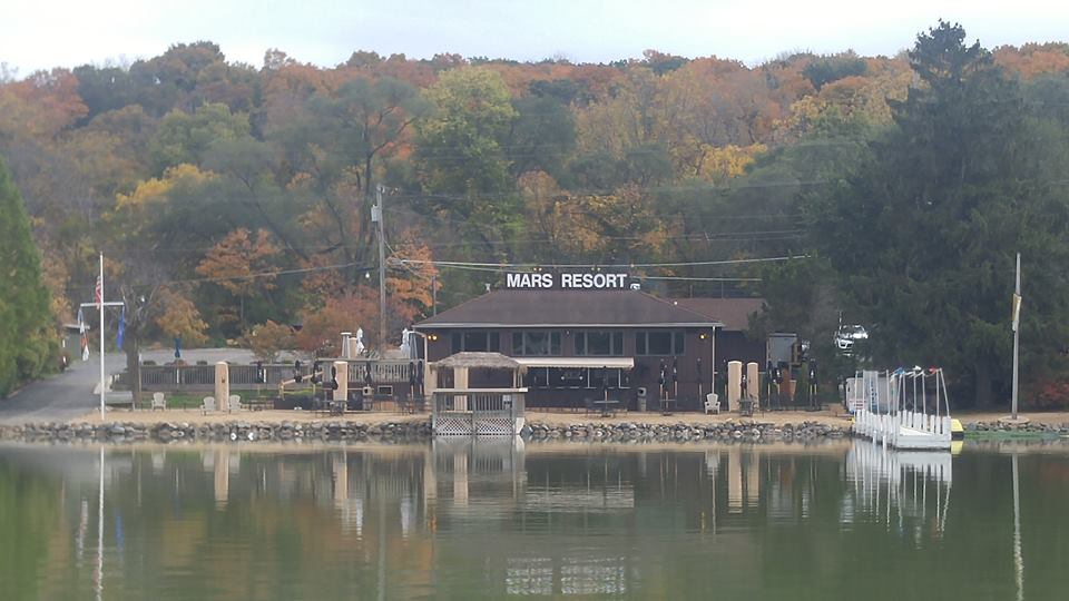 Mars Restaurant & Bar Lake Geneva Wisconsin